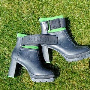 Sorel Rain Boot Women's Sz 8